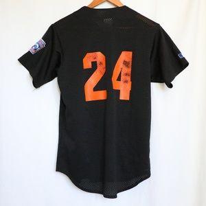 c913677467d Majestic Shirts - GIANTS Little League Baseball Jersey  24